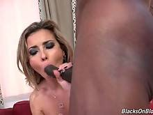Black Guys Facefuck And Assdrill Hot Blonde 2