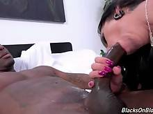 Lylith LaVey Has Fun With Black Dude 1