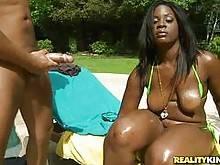 Ebony - Beautiful ebony