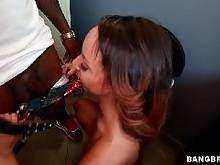Monster Cock Hardcore Sex With A Brown Bunny. Teanna Trump