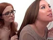 Maddy O`Reill And Penny Pax Share Black Dick 3