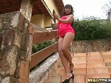 Hot and ready. Roge Ferro Jessica